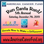 5th Annual Run Santa Run on 12-7-19