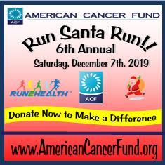 Run Santa Run December 7th 2019